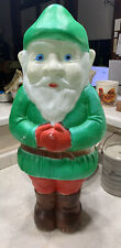 """Vintage 28"""" Elf/Gnome Blow Mold-Union Products-Don Featherstone"""