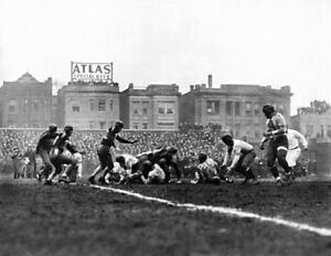 1933 NFL Chicago Bears vs NY Giants Super Bowl / World Champion 8 X 10 Photo