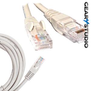 CAT5e RJ45 Ethernet Network High Speed LAN Patch Cable Lead Wholesale 1m-30m
