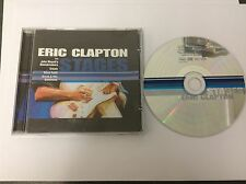 Stages of Eric Clapton 1998 CD