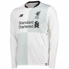 Maglie da calcio di squadre inglesi in trasferta Liverpool taglia XL