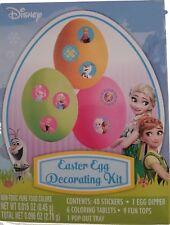 Brand New Disney Frozen Easter Egg Decorating Kit