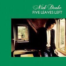 NICK DRAKE Five Leaves Left 180gm VINYL LP REMASTERED Deluxe Box Set NEW SEALED