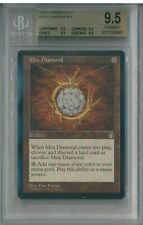 MTG Magic the Gathering BGS 9.5 QUAD Mox Diamond Stronghold Reserve List!! 9.5x4