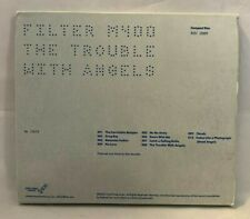 Filter Band - The Trouble With the Angels CD AUTOGRAPHED/SIGNED