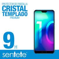 Sentete® Huawei Honor 10 Protector de Pantalla de Cristal Templado PREMIUM