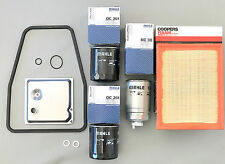 Land Rover Discovery  300 Tdi Filter Kit, Automatic with 2 Engine Oil Filters