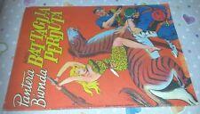PANTERA BIONDA # 6 - UNA BATTAGLIA PERDUTA-COLLANA JUNGLA AVVENTUROSA-1954-