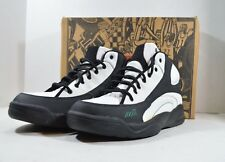 New Vintage 90s Avia Mens Size 9.5 Spell Out 952 High Top Basketball Shoes White