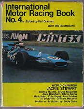 International Motor Racing Book annual No 4 edited by Phil Drackett 1970