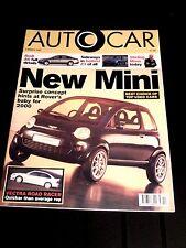 AUTOCAR MAGAZINE 05-MAR-97 - BMW M Roadster, Fiat Bravo HGT, VW Passat, Audi A6