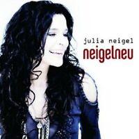 "JULIA NEIGEL ""NEIGELNEU"" CD NEU"