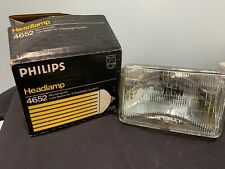 New Philips 4652 Headlight Bulb