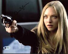 Amanda Seyfried Gone Authentic Signed 8X10 Photo Autographed BAS #C19229