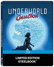 UNDERWORLD - STEELBOOK COLLECTION (5 BLU-RAY) LIMITED EDITION