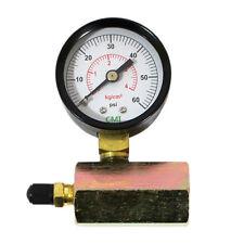 "60 PSI Gas Test Gauge , 3/4"" FNPT Connection 2"" (50mm) Dial"