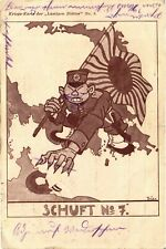 PC political caricature satire Schuft No. 7 JAPAN (a15345)