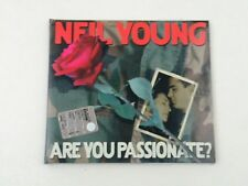 NEIL YOUNG - ARE YOU PASSIONATE? - CD DIGIPACK REPRISE 2002 - COME NUOVO