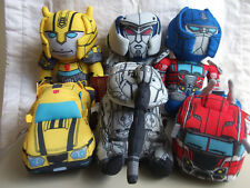 TRANSFORMERS-Bumblebee, Megatron, OptimusPrime & Vehicle Soft Plush Doll Toy18cm