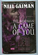 A Game of You Sandman Vol 5 Neil Gaiman Hard Cover Book New 1st print NM/MT 1999