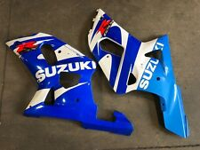 Carene fiancate Fairings Suzuki GSX-R 750 99-03