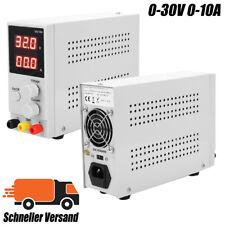 30V 10A Regelbar Labornetzgerät Netzteil DC Trafo Stabilisiert 300W Power Supply