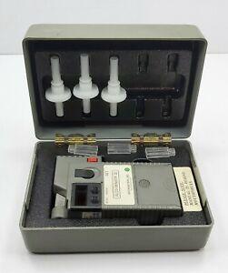 Intoximeters Alco Sensor IV Alcohol Tester Meter Hand Held Breathalyzer Police