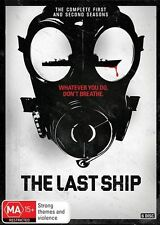 The Last Ship : Season 1-2 (DVD, 2016, 6-Disc Set)