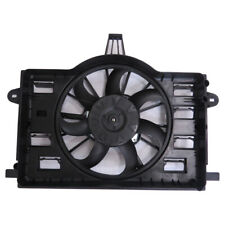 Dual Radiator and Condenser Fan Assembly TYC fits 14-19 Chevrolet Corvette