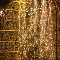 Christmas 200 LED String Lights Party Garden String Decor Fairys Lights Romantic