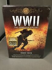 World War II: The Complete History - Heritage Collection (DVD) N-1935-277-014
