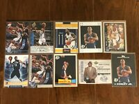 Mike Conley Jr. - Memphis Grizzlies - 10 Basketball Card Lot - No Duplicates
