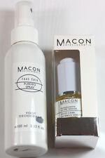 Macon Foot-Care Fußdeo Spray 100ml + Care Intensiv Konzentrat 15ml + Gratis DVD