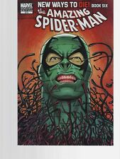 AMAZING SPIDERMAN 573  VARIANT K MAGUIRE  COVER MARVEL COMICS