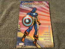 2010 MARVEL Comics CAPTAIN AMERICA America First - 1st Print - TPB -  NM/MT
