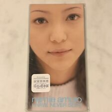 Namie Amuro - I HAVE NEVER SEEN [AVDD-20109] Japan Import First Press 8cm Single