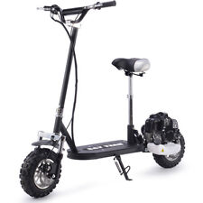 Say Yeah 49cc 2 Stroke Gas Scooter - Air Cooled - MotoTec - Black