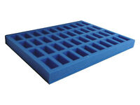 Tray for Gamesworkshop case- carry 40 figures(4 of these GWN4T trays fit inside)
