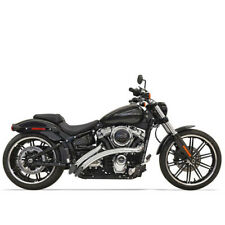 BASSANI EXHAUST CH 1800-2244 1S21F Radial Sweeper Harley Davidson Softail 18 -20