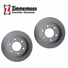 Mercedes Freightliner Sprinter 2500 3500 Pair Set of 2 Front Disc Brake Rotors