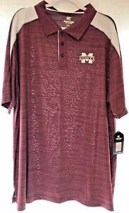 Mississippi State Bulldogs Golf Shirt - Colosseum Brand - Men's 3XL - New!!