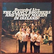 Clancy Brothers and Tommy Makem in Ireland on Columbia CS9065