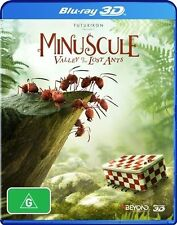 Minuscule - The Valley Of The Lost Ants (Blu-ray, 2014)-FREE POSTAGE