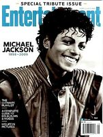 Michael Jackson Magazine Entertainment Weekly Tribute 2009 Thriller King Of Pop