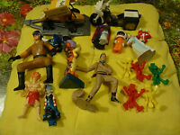 Grand lot de figurines diverses pour garçonnet 17 pièces !!