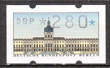 Berlino 1987 automarten-marchio libero 280er post freschi LUSSO!!! (a153)