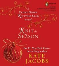 Knit the Season by Kate Jacobs (2009, CD, Unabridged)