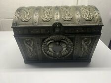 Disney Pirates of the Caribbean CD Player Treasure Chest Davy Jones Locker