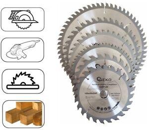 Sägeblatt Holz Kreissägeblatt Ø 115-600 mm HM Kreis Kapp Hand Säge Blatt Widia