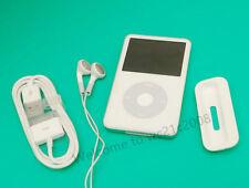 Brand New Original Packag 100% Apple iPod Video Classic 5th Gen White 80GB